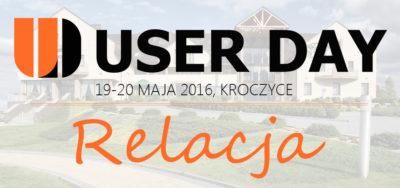 User day relacja