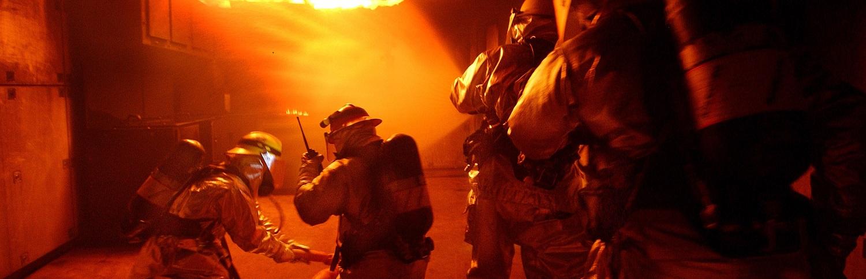PyroSim symulacje rozwoju pożarów, zadymienia