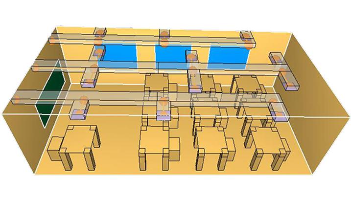 Wentylacjabytowa i klimatyzacja - program PyroSim