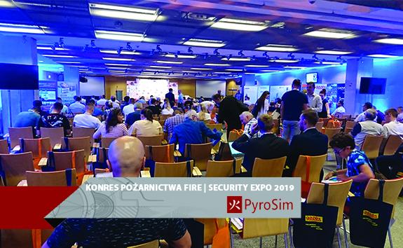 Analiza wyników - program PyroSim