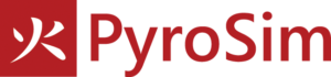 PyroSim Logo programu