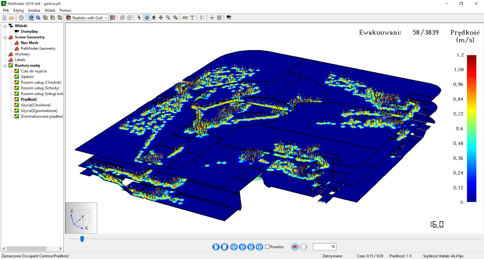Automatyczne tworzenie konturów - program Pathfinder
