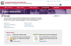 NFPA – Państwowe Stowarzyszenie Ochrony Ogniowej USA